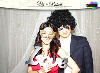 10009 - Vy + Robert Wedding Photobooth