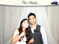 10013 - Vy + Robert Wedding Photobooth