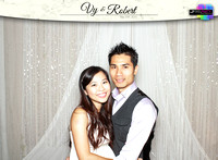10014 - Vy + Robert Wedding Photobooth