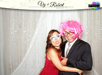 10017 - Vy + Robert Wedding Photobooth