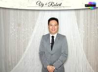 10018 - Vy + Robert Wedding Photobooth