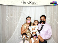 10021 - Vy + Robert Wedding Photobooth