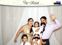 10022 - Vy + Robert Wedding Photobooth
