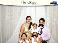 10023 - Vy + Robert Wedding Photobooth
