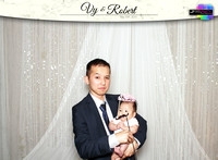 10024 - Vy + Robert Wedding Photobooth