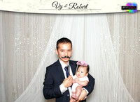 10025 - Vy + Robert Wedding Photobooth