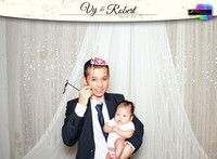 10026 - Vy + Robert Wedding Photobooth