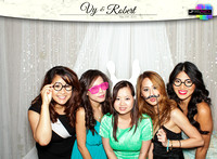10027 - Vy + Robert Wedding Photobooth