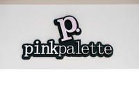 Pink Palette Grand Opening 2018