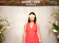 10016 - Cassie + Don Wedding Photobooth 2019